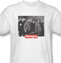 The three stooges comedy team larry curly moe for sale 1 online graphic tee tts156 at thumb200