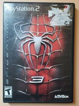 PS2 SPIDER-MAN 3 Video Game - $6.92
