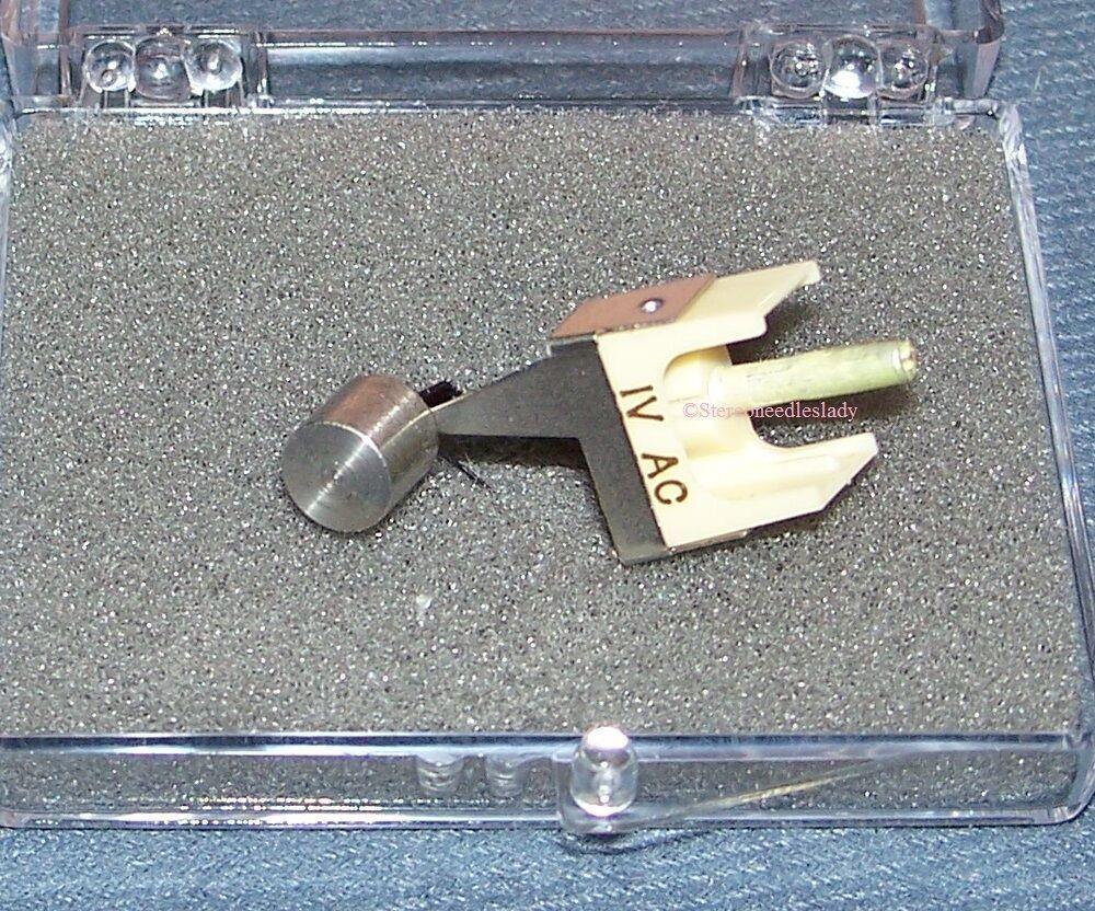 Genuine PICKERING V-15 Micro IV-AC  D IV AC  607-D7C TURNTABLE NEEDLE