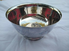 "Vintage Suffolk Silversmith k76. Serving Bowl 5"" Across x 3"" Tall - $21.78"