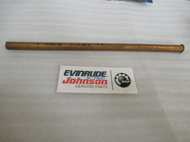 N31A Genuine OMC Evinrude Johnson 330040 Water Tube OEM New Factory Boat Parts - $18.46