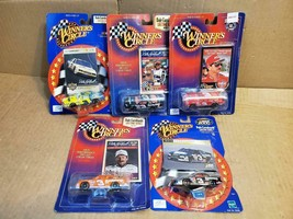 Lot Of 5 Dale Earnhardt Winners Circle Kenner Cars -LIFETIME Series -50TH Year ( - $32.71