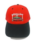 Memorial Hill Midway Swiss Days Baseball Hats Otto One size  - $24.74