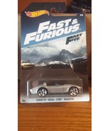 2017 Hot Wheels Fast & Furious Corvette Grand Sport Roaster 5/8 - $3.99