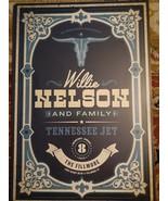 MINT WILLIE NELSON Fillmore Poster 19 BULL - $39.99