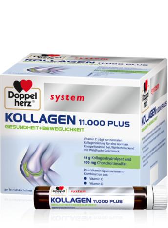 Doppelherz System Collagen * 30 vials * 25 ml. EACH