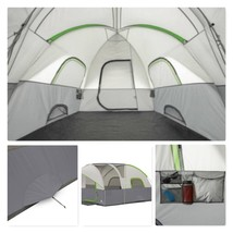 Camping Tent Outdoor Picnic Travel Family Cabin Sport Camp Tunnel House 6 Person - $139.98