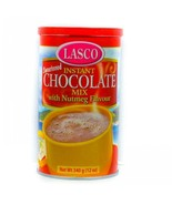 Lasco Instant Chocolate Mix with Nutmeg Flavor 340g - $19.31