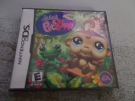 Littlest Pet Shop: Jungle (Nintendo DS, 2008) - $16.06