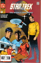 Classic Star Trek Modala Imperative Comic Book #1, Dc 1991 Near Mint New Unread - $3.99