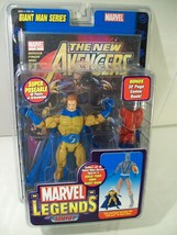NEW MARVEL LEGENDS SENTRY CHASE VARIANT ACTION FIGURE 2006 TOY BIZ GIANT... - $27.39