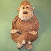 "36"" Jellycat Junglie Bunglie Marvin Monkey Large Stuffed Animal Chimp Tan Ape - $48.51"