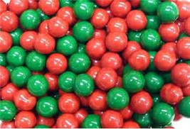 SIXLETS RED AND GREEN, 1LB - $11.25