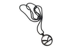 "Kingsman Necklace - Acrylic Plastic - Length 24"" - $25.41"