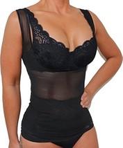 Envy New Body Shaper Top only(Black) (Light body shaper S) - $15.83