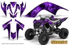 Yamaha Raptor 700 Graphics Kit Decals Stickers Creatorx Inferno Pr - $178.15