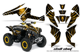 Can-Am Renegade Graphics Kit by CreatorX Decals Stickers SCY - $178.15