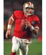 Great Steve Young San Francisco 49ers Rare Art Print - $24.74
