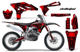 Yamaha Yz250 F 2010 2011 2012 Graphics Kit Creatorx Decals Sfrfb - $178.15
