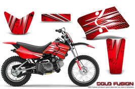 Yamaha Ttr90 Creatorx Graphics Kit Decals Cold Fusion R - $168.25