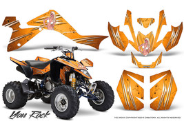 SUZUKI LTZ 400 09-15 GRAPHICS KIT CREATORX DECALS YOU ROCK O - $178.15