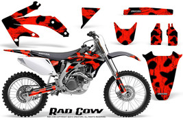 Honda Crf 450 R 2005 2008 Graphics Kit Decals Stickers Creatorx Rad Cow Rb - $178.15