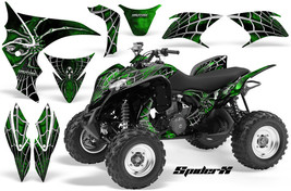 Honda Trx 700 Graphics Kit Creatorx Decals Stickers Spiderx Green - $178.15