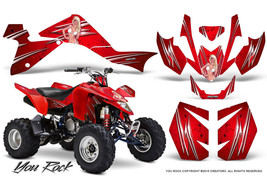 SUZUKI LTZ 400 09-15 GRAPHICS KIT CREATORX DECALS YOU ROCK R - $178.15