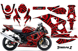 Suzuki Gsxr Gsx 600 750 2004 2005 Graphic Kits Creatorx Decals Stickers Tzr - $296.95