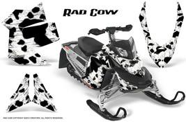 Ski Doo Rev Xp Snowmobile Sled Graphics Kit Wrap Decals Creatorx Rad Cow W - $296.95