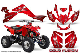 SUZUKI LTZ 400 09-15 GRAPHICS KIT CREATORX DECALS COLD FUSION R - $178.15
