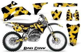 Yamaha Yz250 F Yz450 F 06 09 Graphics Kit Creatorx Decals Rad Cow Ynp - $257.35