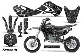 KAWASAKI KLX110 02-09 KX65 00-12 GRAPHICS KIT CREATORX DECALS STICKERS SXS - $138.55