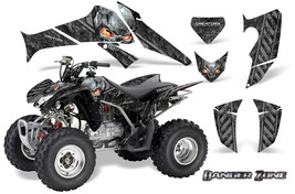 Honda Trx 250 2006-2016 Graphics Kit Creatorx Decals Stickers Danger Zone S - $178.15
