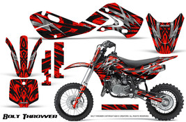KAWASAKI KLX110 02-09 KX65 00-12 GRAPHICS KIT CREATORX DECALS BTR - $138.55