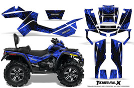 Can Am Outlander Max 500 650 800 R Graphics Kit Creatorx Decals Stickers Txbbl - $267.25