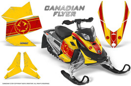 Ski Doo Rev Xp Snowmobile Sled Graphics Kit Wrap Creatorx Decals Can Flyer Ryb - $296.95