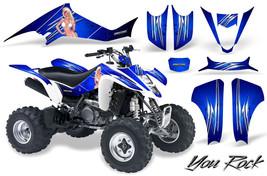 Suzuki Ltz 400 Kawasaki Kfx 400 03 08 Graphics Kit Creatorx Decals Yrblw - $178.15