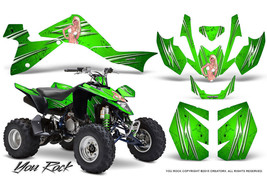 SUZUKI LTZ 400 09-15 GRAPHICS KIT CREATORX DECALS YOU ROCK G - $178.15