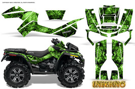 Can Am Outlander Xmr 500 650 800 R Graphics Kit Decals Stickers Inferno G - $267.25