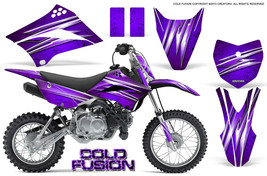 Kawasaki KLX110L KLX 110 L 2010-2013 Graphics Kit CREATORX Decals Sticke... - $128.65