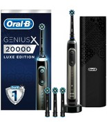 Oral-B 20000 Braun Genius X Luxe Edition Electric Toothbrush Anthracite ... - $279.00