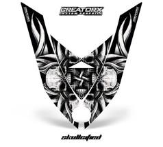Ski Doo Rev Xp Snowmobile Hood Creatorx Graphics Kit Decal Sfs - $98.95