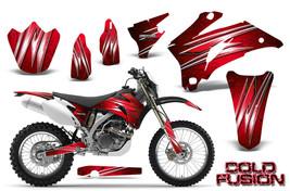 Yamaha Wr250 F Wr450 F 2007 2011 Graphics Kit Creatorx Decals Cfr - $178.15