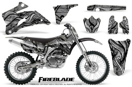 Yamaha Yz250 F Yz450 F 06 09 Graphics Kit Creatorx Decals Fireblade Snp - $257.35