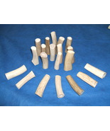 20 Antler Pen Blanks No Hole Drilled $4.75 Each - $95.00