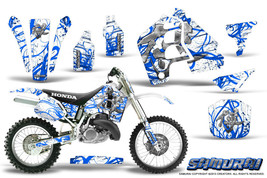 Honda Cr500 89 01 Cr 500 Graphics Kit Creatorx Decals Stickers Samurai Blwnp - $257.35