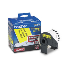 "Brother Film Tape 2.44"""" W x 50 ft Length 1 Rol... - $90.86"