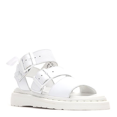 Dr. Martens Gryphon Fashion Sandal 16821100 White SZ UK 7