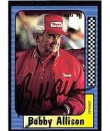 Bobby Allison autographed Trading Card (Auto Racing) Maxx 1991 - $20.00